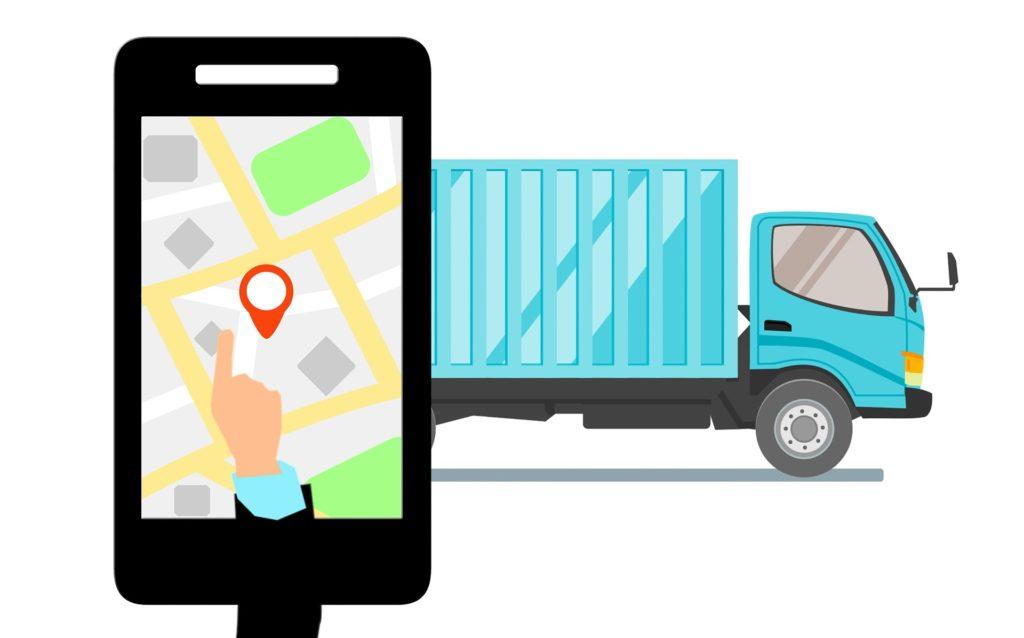 Tracking logistique